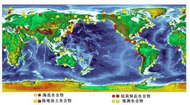 中国成全球开采可燃冰第一国!油服板块率先受益